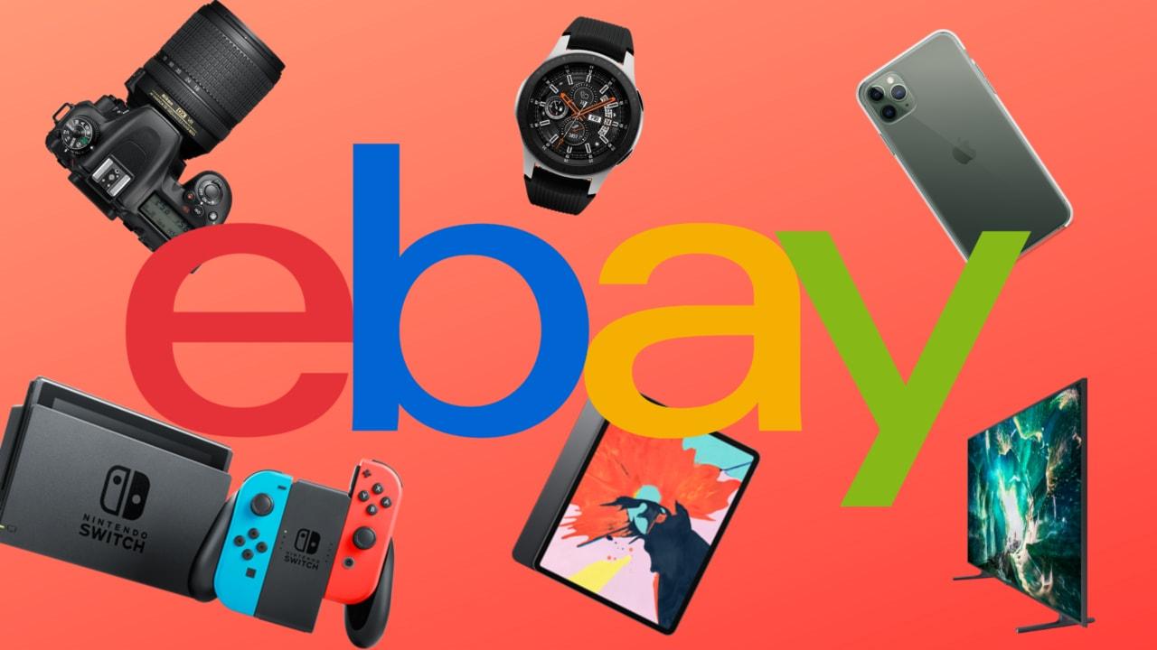 10 offerte eBay di Ottobre: -50% su smartphone, Smart TV, domotica e altro