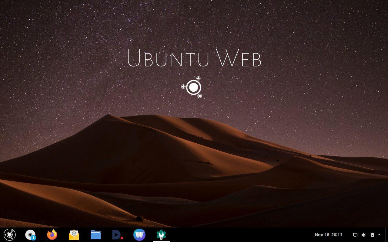 Ubuntu Web Remix punta ad essere un'alternativa open source a Chrome OS