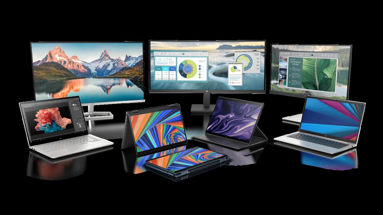 HP annuncia per il CES 2021 le sue moltissime nuove soluzioni perfette per il lavoro da remoto (foto)