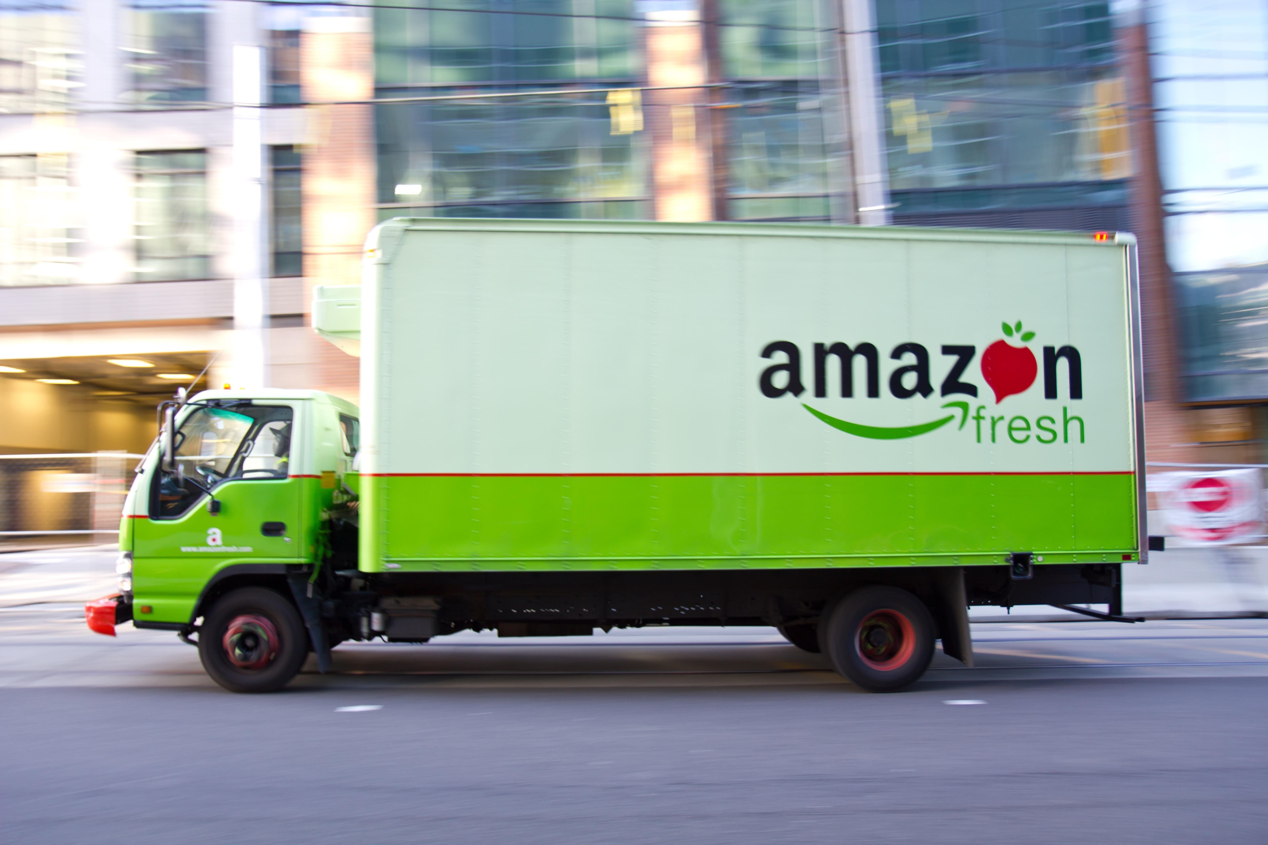 Amazon Fresh arriva anche a Roma con le  …