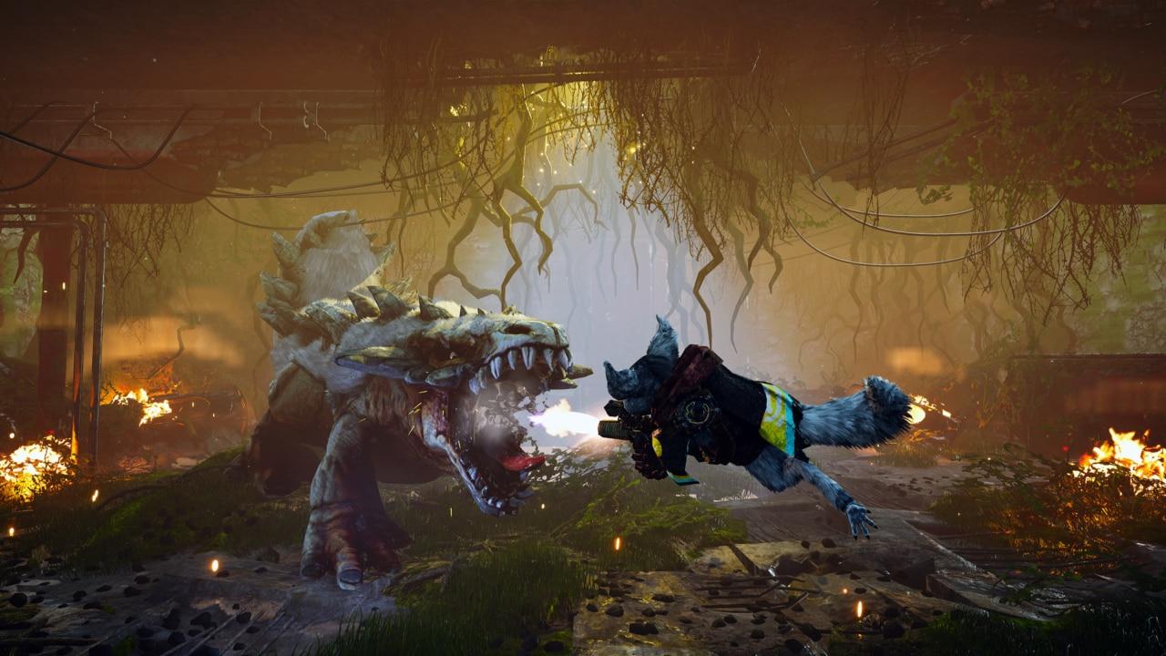 Biomutant ha finalmente una data di lancio per PS4, Xbox One e PC (video e foto)