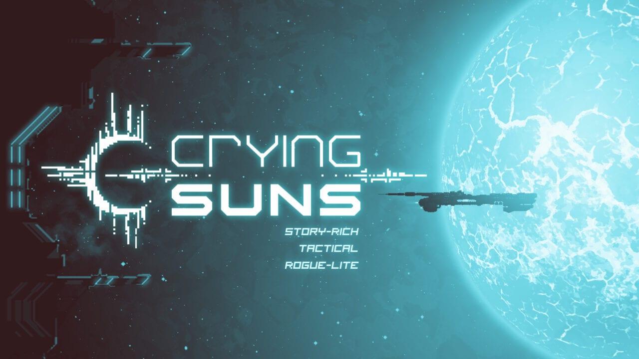 Crying Suns gratis su Epic Games Store fino al 14 gennaio: viaggio ai limiti dell'Universo (video)