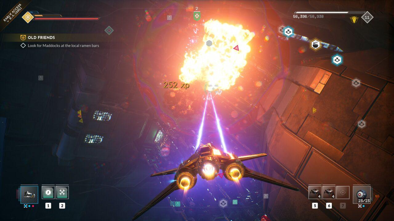 Le battaglie spaziali di Everspace 2 sono ora disponibili in Accesso Antipato su Steam (video e foto)