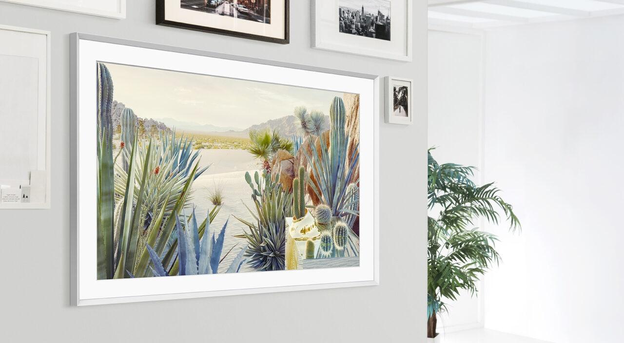 Samsung vi regala una cornice acquistando un nuovo TV The Frame 2020
