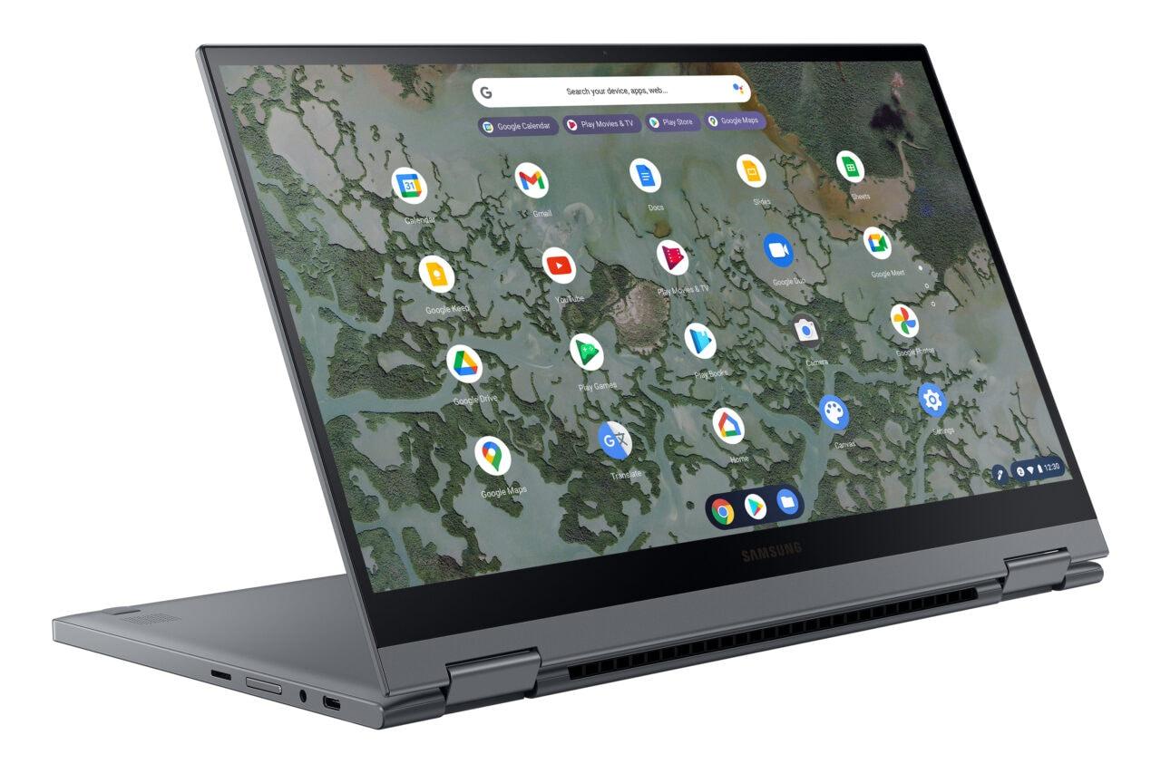 Nuovo Galaxy Chromebook 2, la qualità di Samsung al servizio di Chrome OS (foto)
