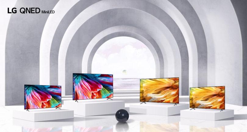 Immagini impeccabili e suono avvolgente con la nuova offerta LG QNED MiniLED + Soundbar