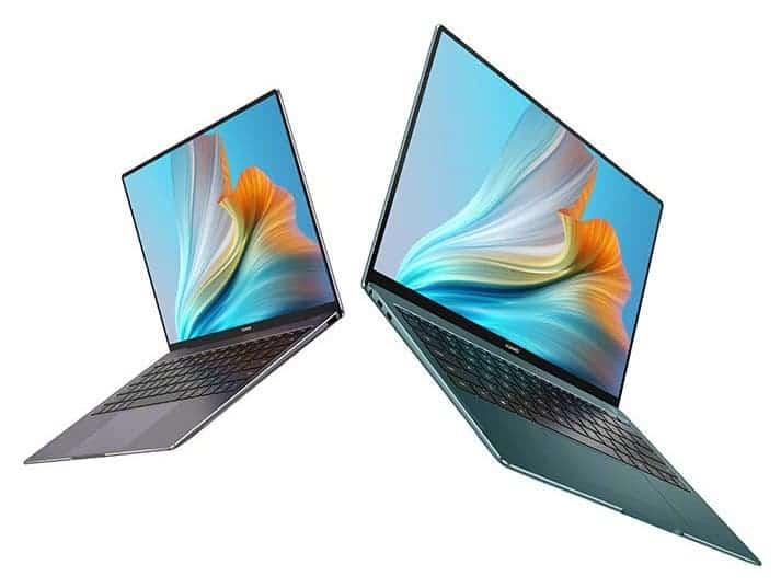 Huawei ha annunciato la versione 2021 dei suoi MateBook X Pro, MateBook 13 e 14 (foto)