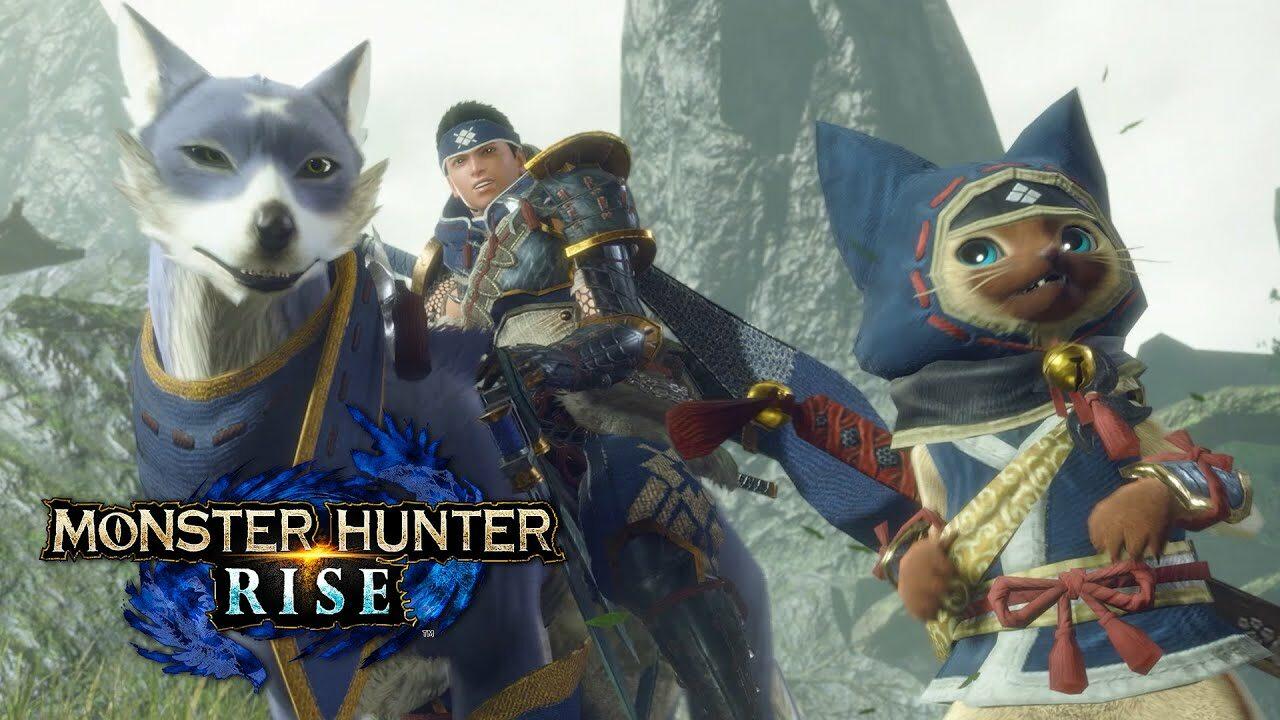Monster Hunter Rise: la caccia è aperta grazie alla demo già disponibile per Nintendo Switch (video)