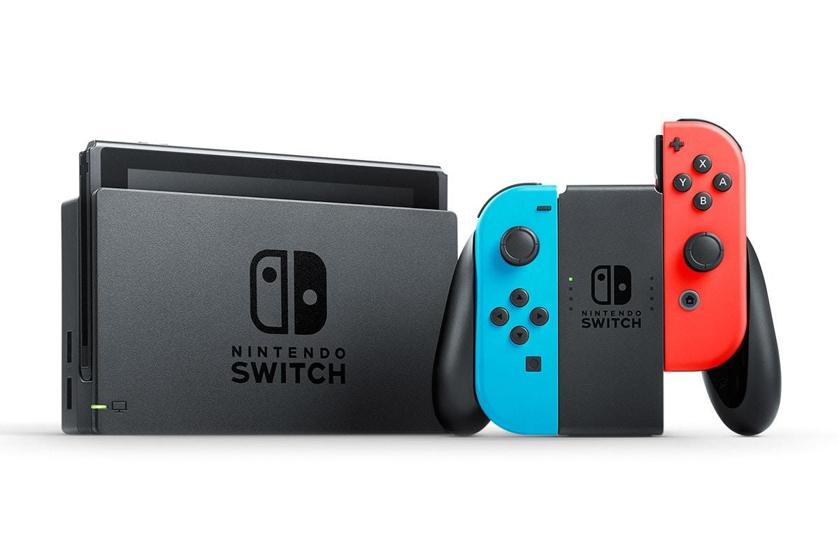 Nintendo Switch con display OLED e nuovo chip Nvidia potrebbe arrivare già a settembre