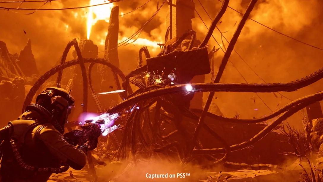 Returnal: la nuova esclusiva PS5 si mostra in un gameplay adrenalinico (video)
