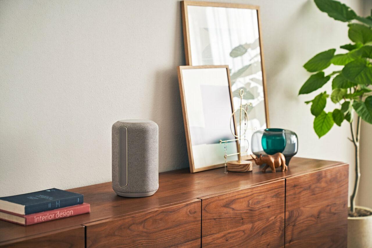 Cambiate musica in casa con i nuovi speaker wireless di Sony: audio immersivo a 360° in ogni stanza