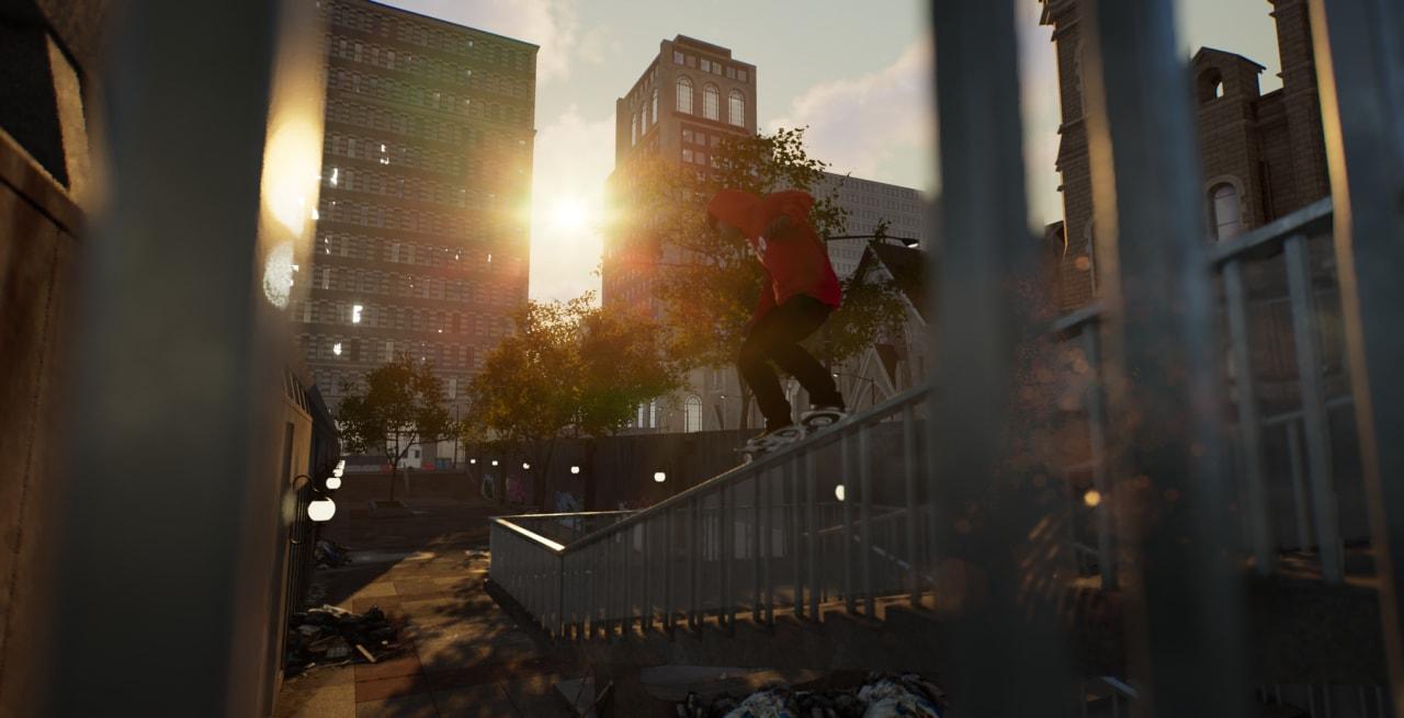 Sfidate la gravità con Session, il gioco di skateboard già in accesso anticipato su Steam e Xbox Series X (foto)