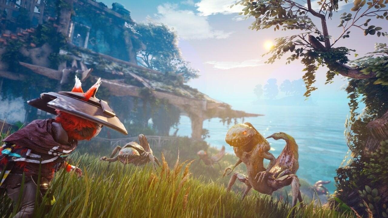 Curiosi di sapere come gira Biomutant su PS5 e Xbox Series X? I due nuovi video hanno la risposta! (video)