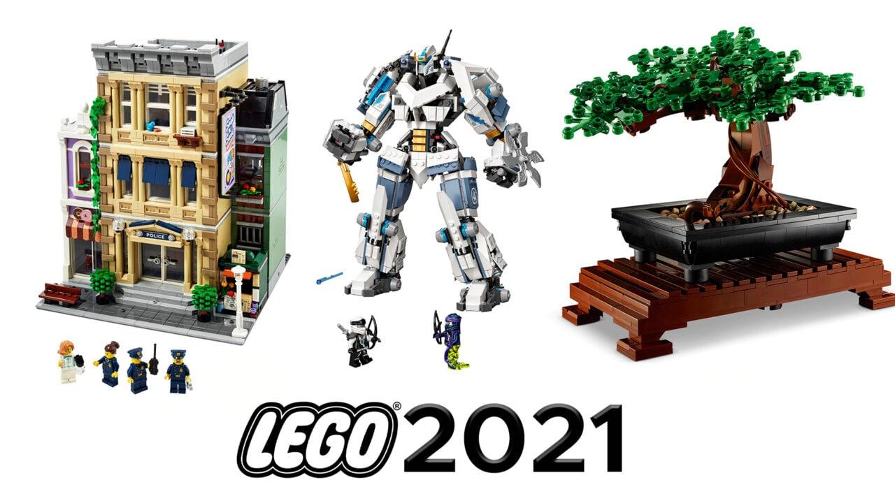 I nuovi set LEGO usciti nel 2021 da non lasciarsi sfuggire (foto)
