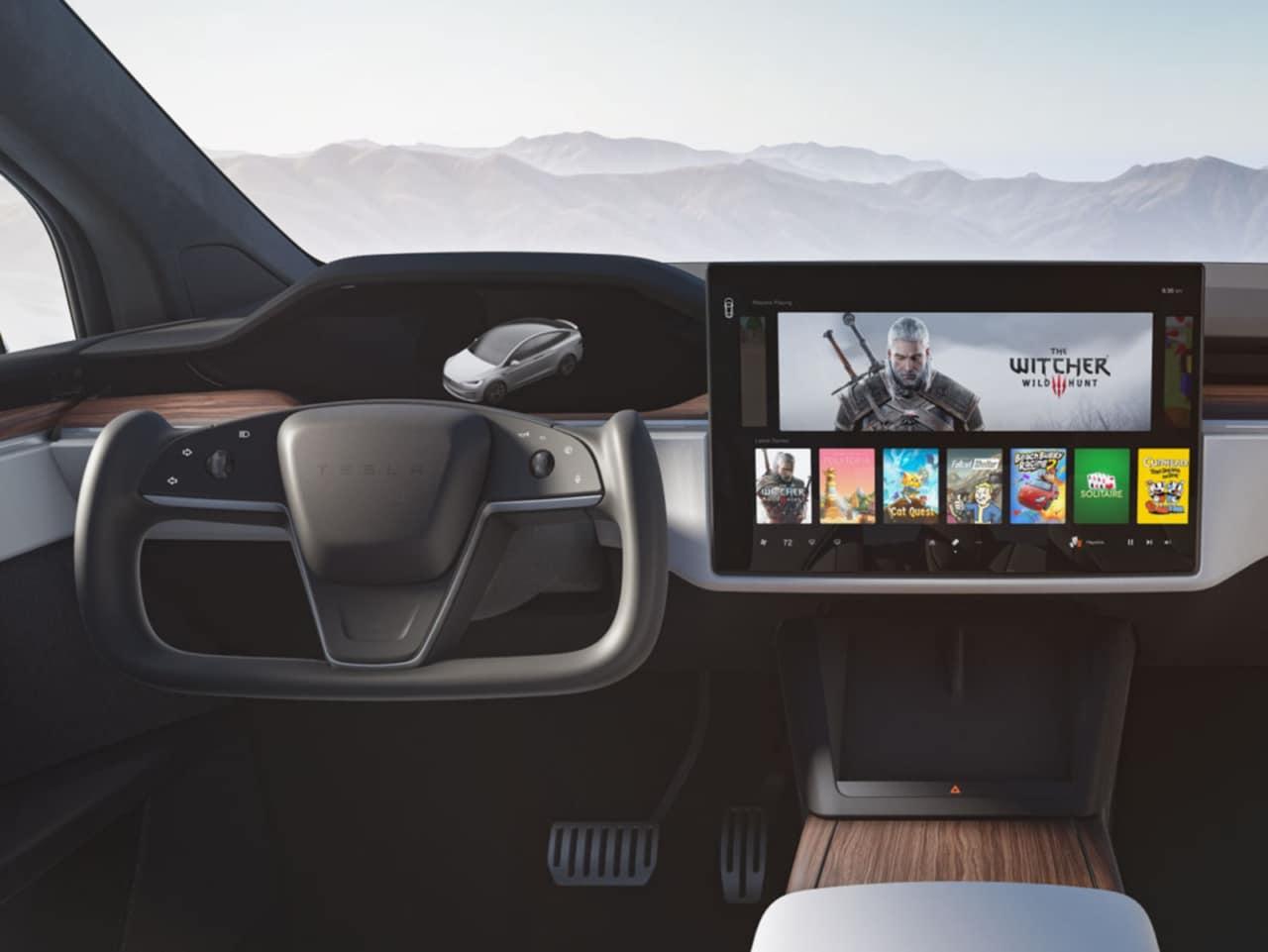 Tesla alza il sipario sulle nuove Model S e Model X: l'occhio e lo sterzo vogliono la loro parte (foto)