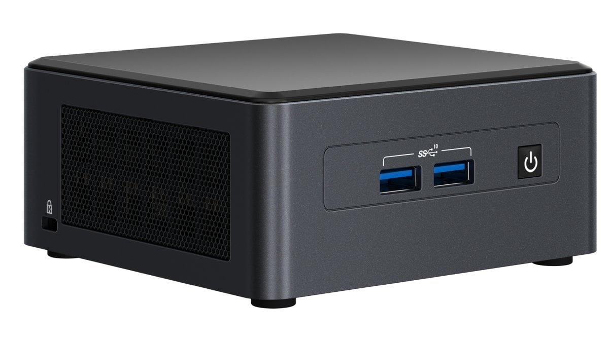 La famiglia Intel NUC è tutta nuova al CES 2021: tre modelli tutti con Intel Core 11th Gen. Tiger Lake-U (foto)