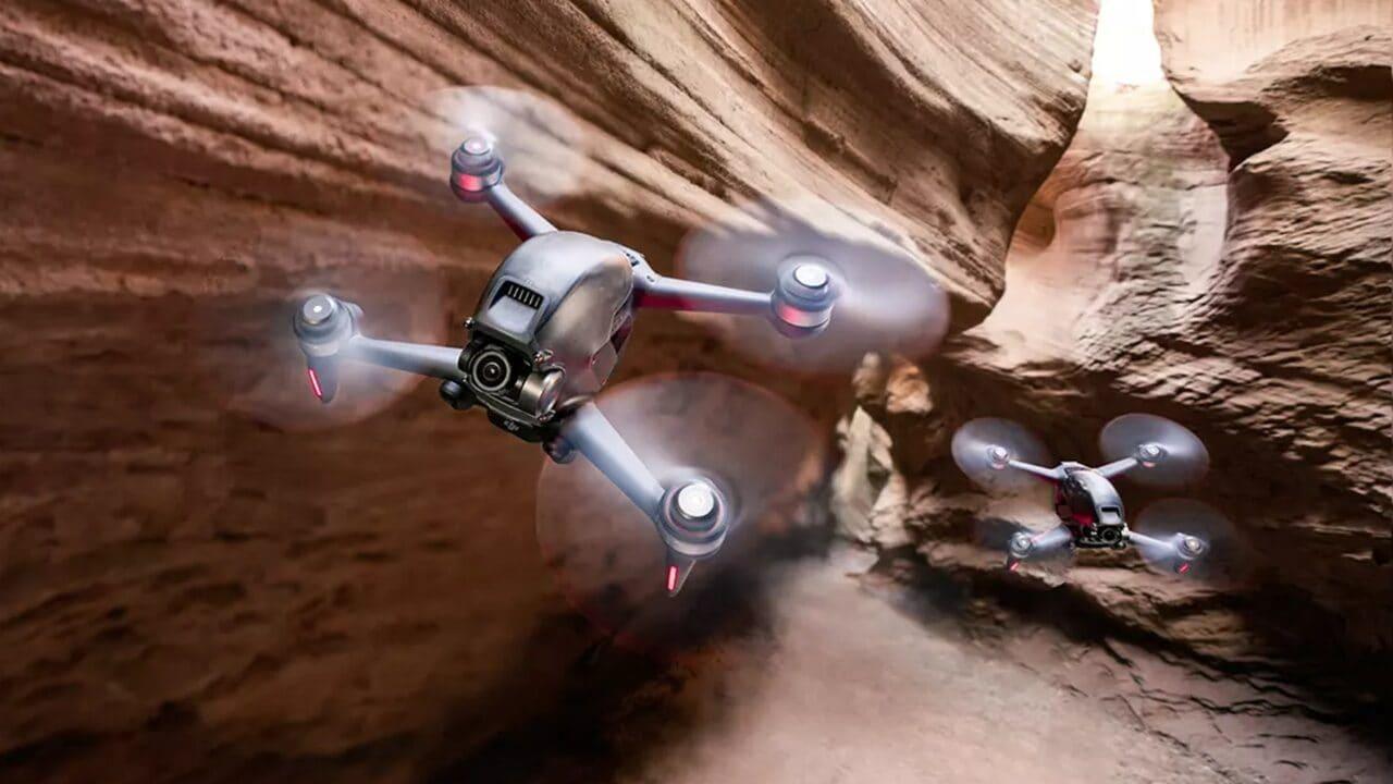 Quanti dubbi avete ancora sull'imminenza del lancio nel primo racing drone FPV di DJI? (foto)