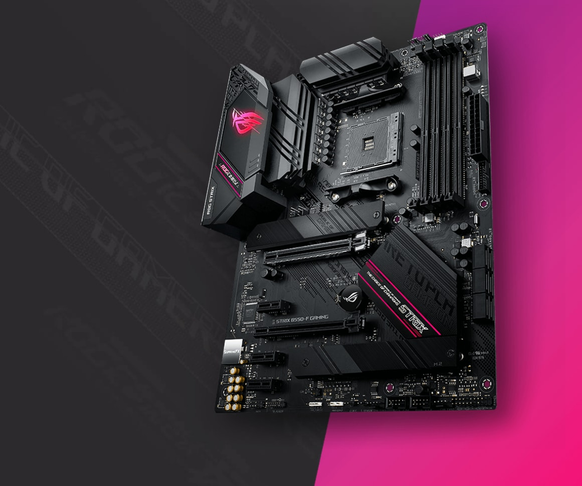 ASUS ROG STRIX B550-F Wi-Fi in sconto: scheda madre per AMD Ryzen 5000 ad ottimo prezzo