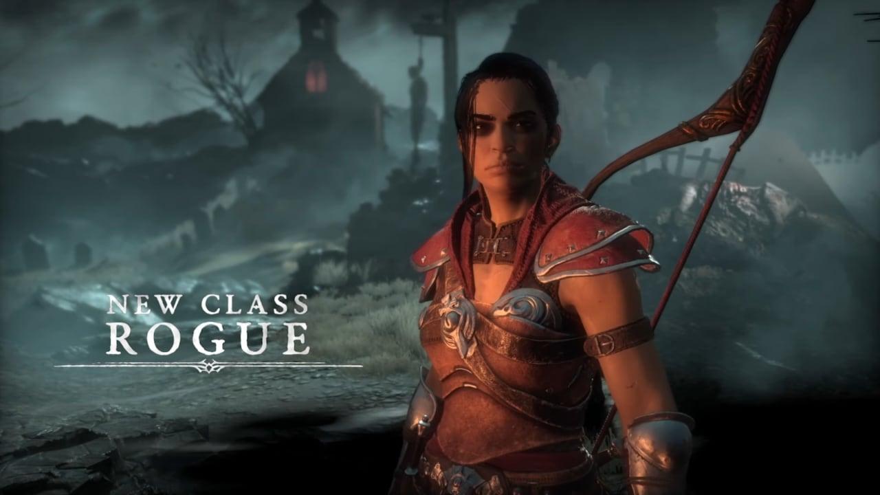 Diablo 4 alla BlizzCon: torna una delle classi del primo Diablo, la Ladra (video)