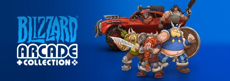 Con laBlizzard Arcade Collection potrete giocare a tre pietre miliari del passato di Blizzard
