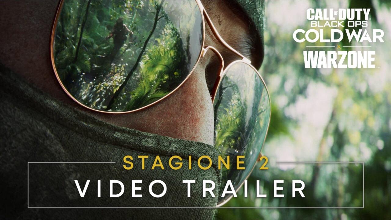 Call of Duty: Black Ops Cold War e Warzone danno il benvenuto alla Stagione 2! (video)