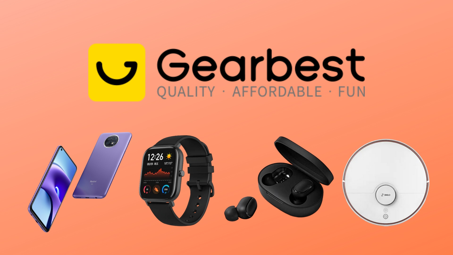 Gearbest ha speaker colorati e auricolar …
