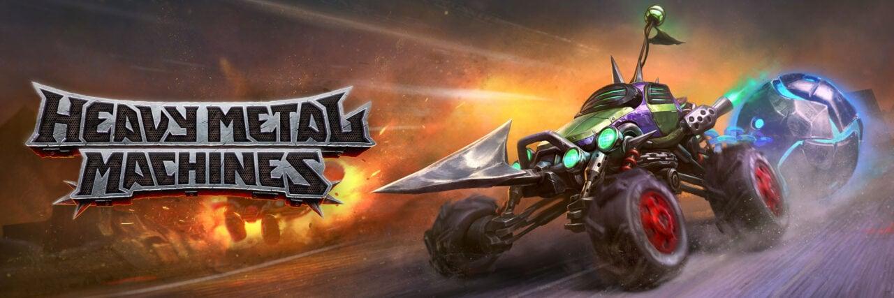 Heavy Metal Machines: il gioco free-to-play in arrivo su console e compatibile anche con PS5 e Xbox Series X (video)