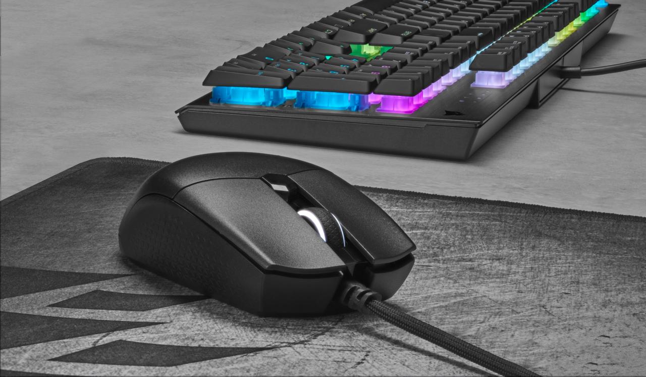 CORSAIR presenta il mouse super leggero KATAR PRO XT, ed è in buona compagnia