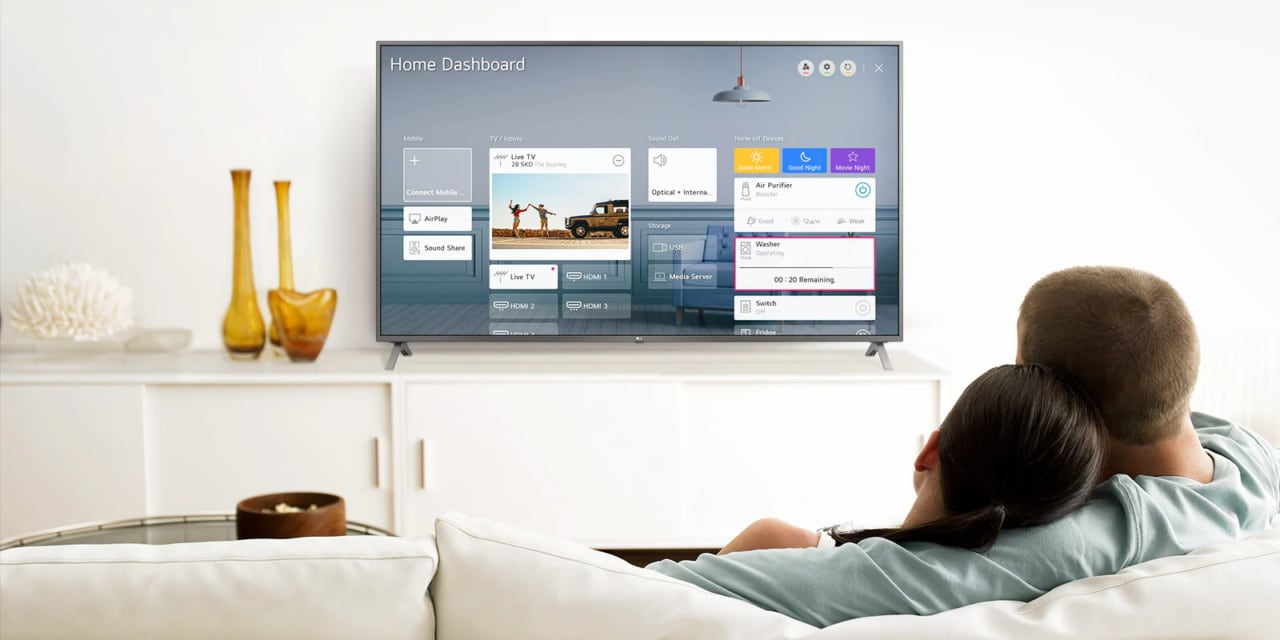 """Offerte Smart TV LG su Amazon: SCONTI sui modelli IPS 4K da 49"""" e 70"""""""