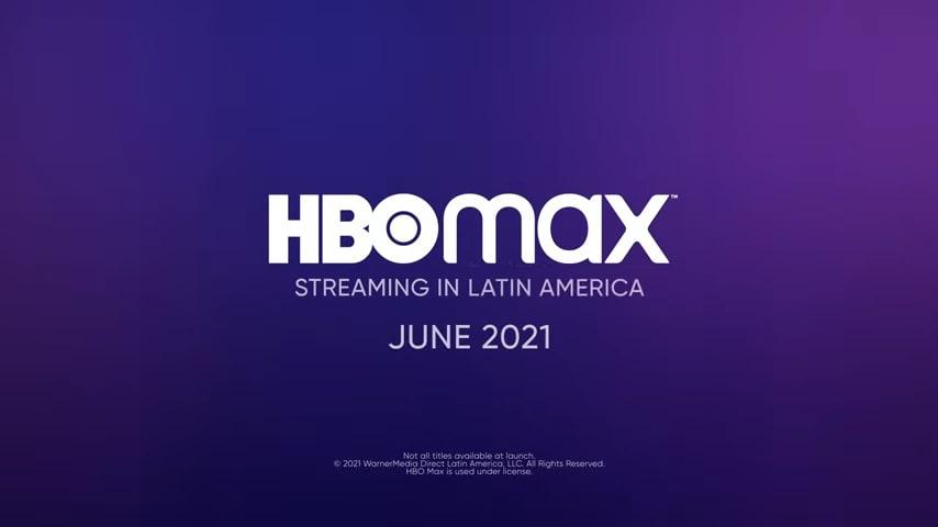 La piattaforma di streaming HBO Max arri …