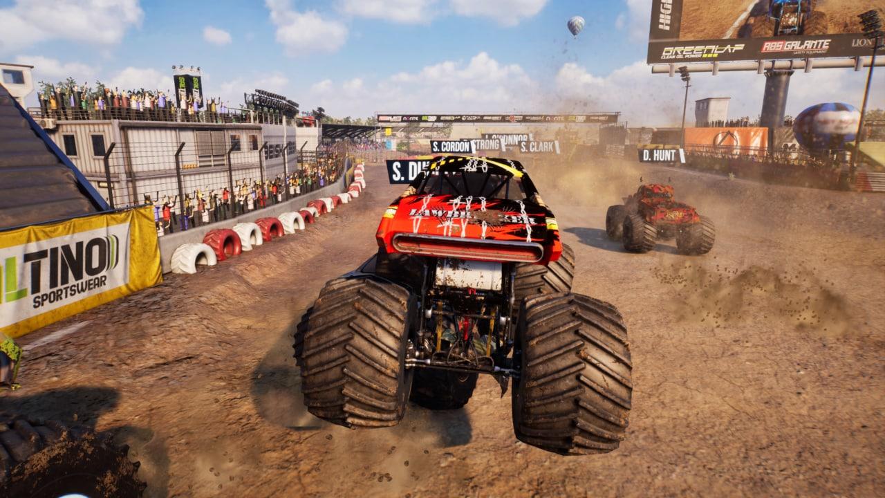 Le frenetiche gare di Monster Truck Championship in arrivo anche su PS5 e Xbox Series X (foto)