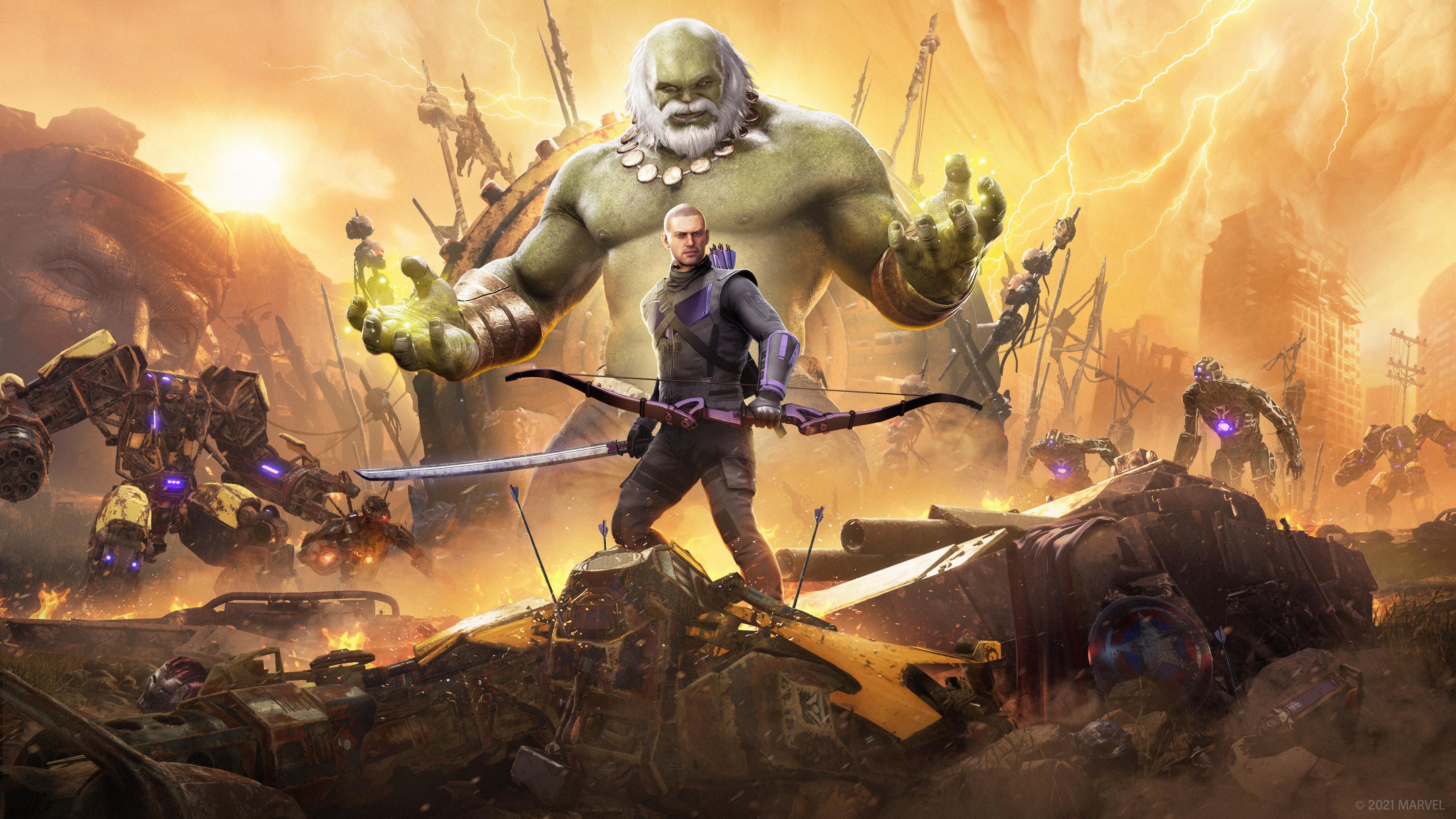 Marvel's Avengers arriva su PS5 e Xbox …