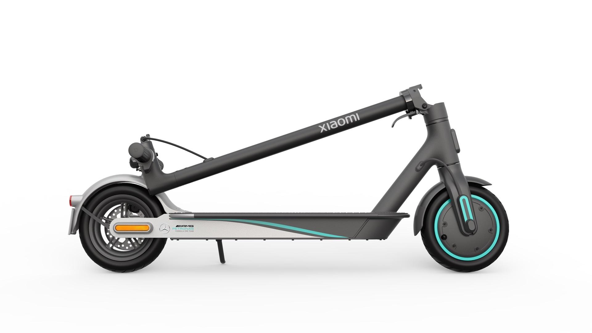 Mi ElectricScooter Pro 2 Mercedes-AMG PetronasF1 press render – 26