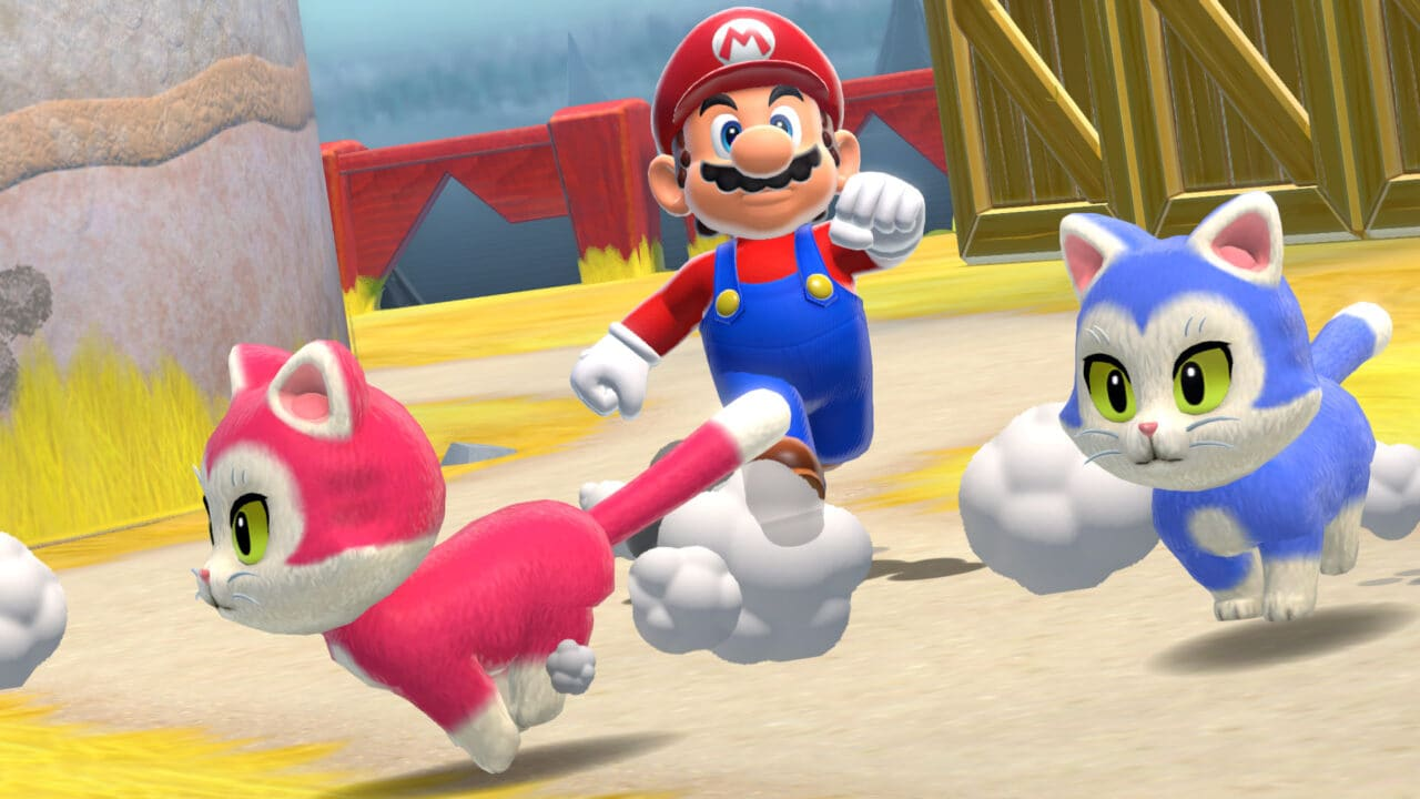 Siete fan di Super Mario? Allora non potete perdervi il nuovissimo parco Super Nintendo World (video)