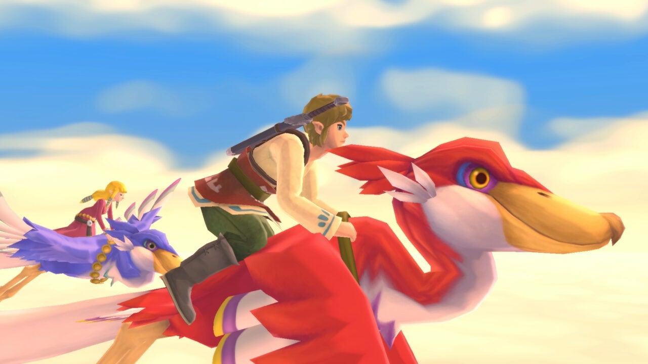 Il prezzo di The Legend of Zelda: Skyward Sword HD non spaventa: è esaurito in USA