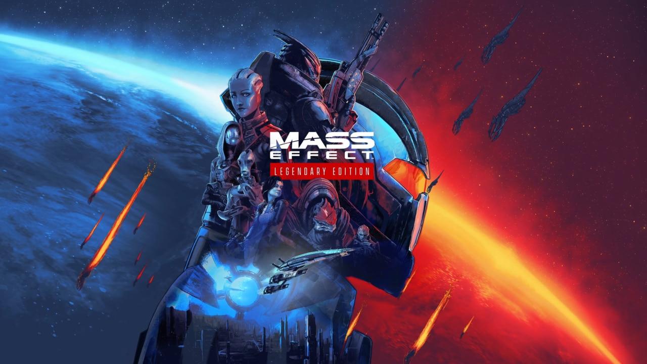 Mass Effect Legendary Edition in 4K HDR arriva a maggio, e il trailer di lancio è da brividi