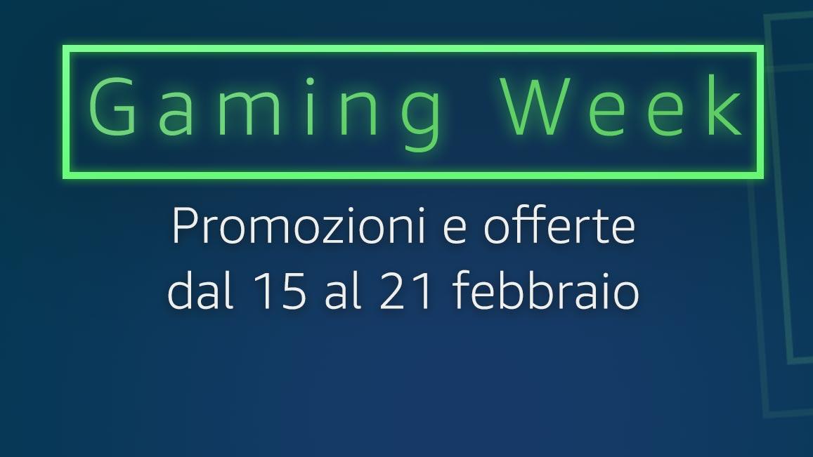 Amazon GAMING Week 15-21 febbraio: Migli …