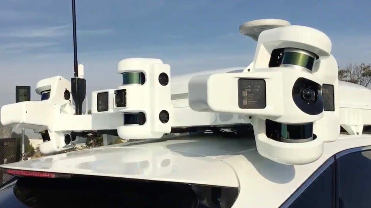 Per la Apple Car solo il meglio: inizia la ricerca dei sensori LiDAR di prossima generazione