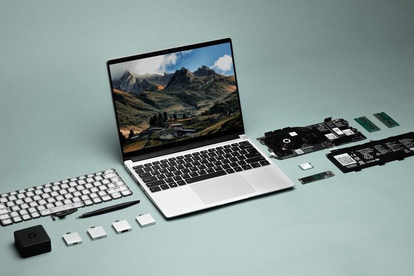 Framework: IL portatile modulare (video)