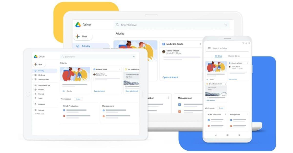 Google Drive for desktop sarà l'app definitiva per il cloud di Google nel 2021