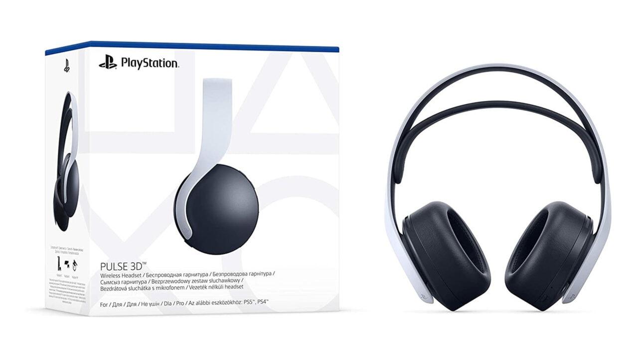 Oltre a PS5, arrivano su Amazon anche le cuffie Pulse 3D Wireless Headset
