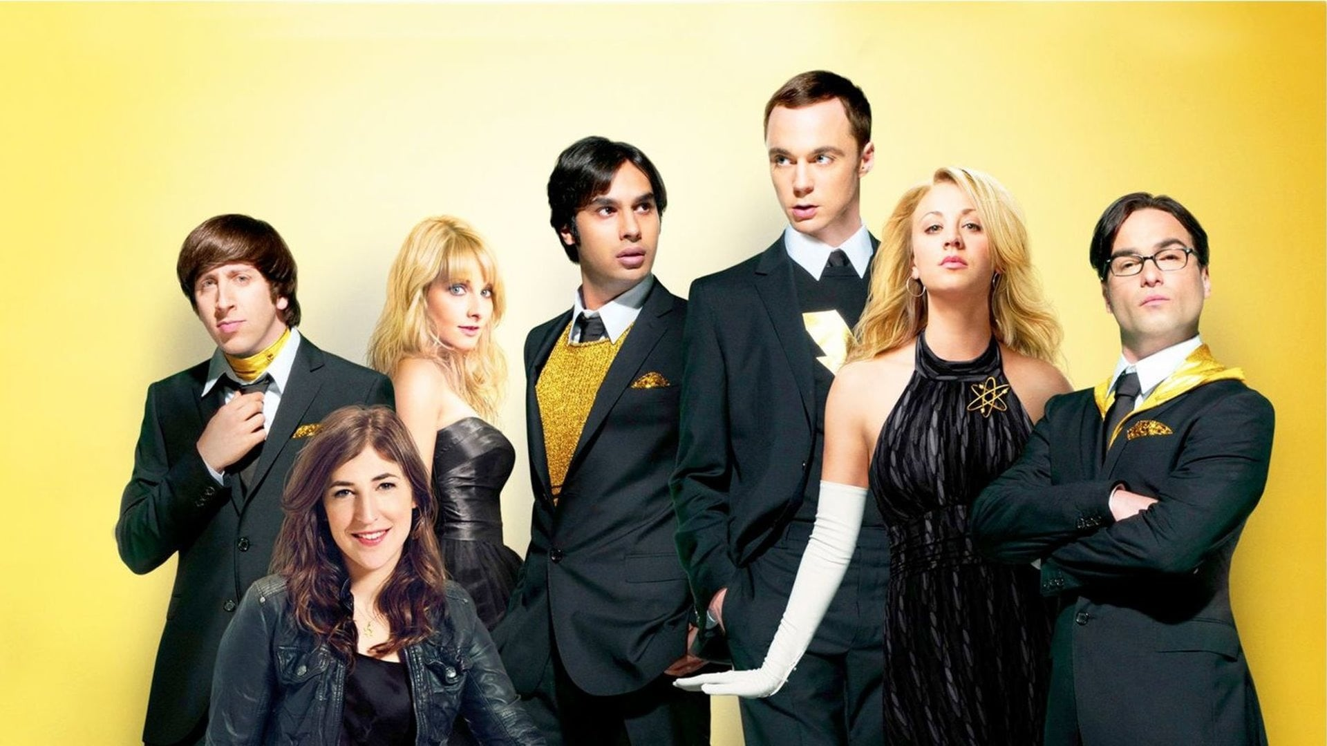 Big Bang Theory Netflix Suomi