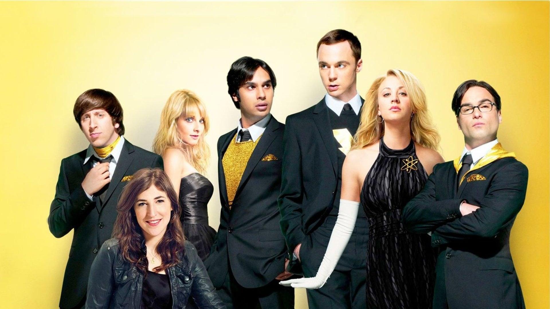 Big Bang Theory Netflix Suomi
