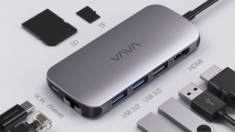 Hub USB-C 8 in 1 a soli 33€ su Amazon: offerta lampo da non perdere!