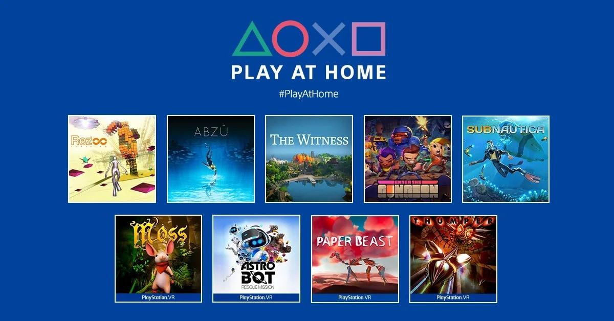 9 giochi GRATIS per PS4 e PS5 pronti al download  per tutti!