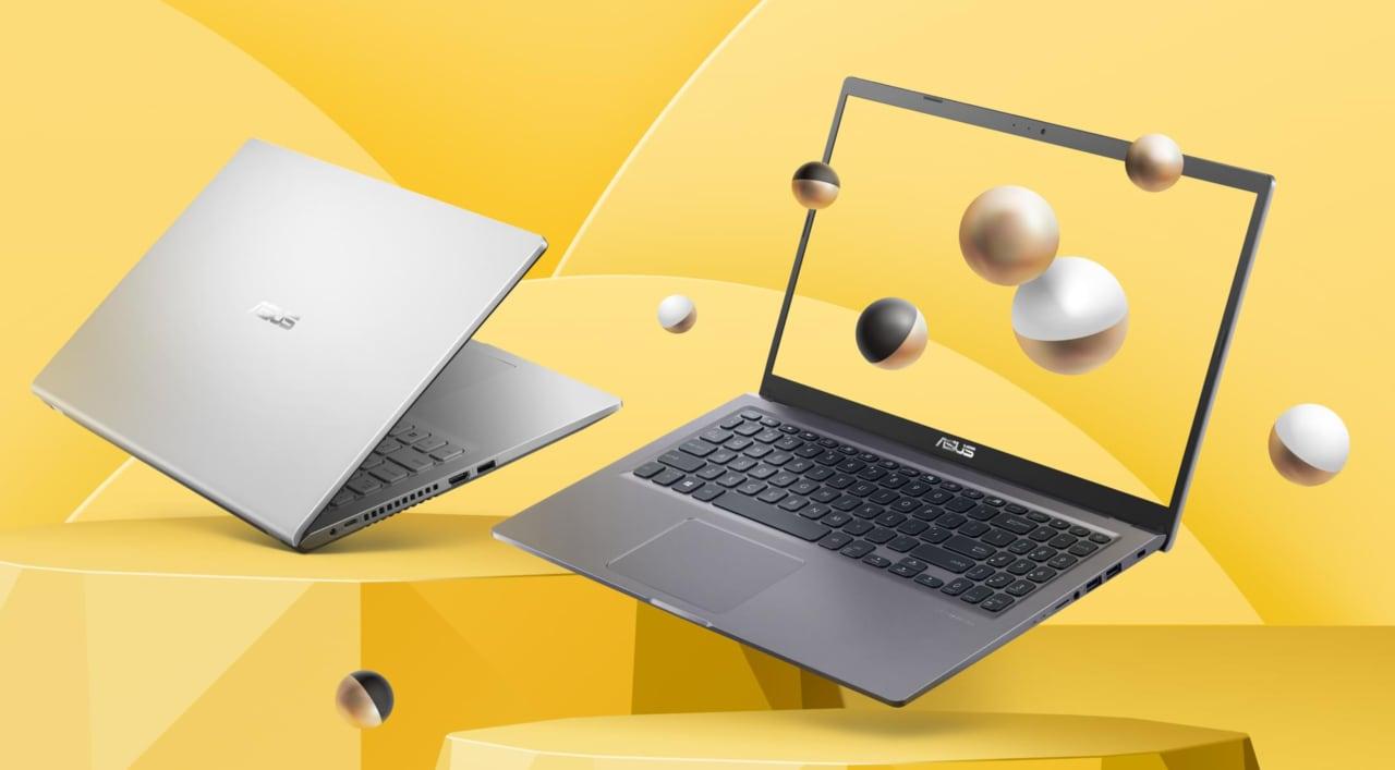 ASUS Laptop M515 disponibile su Amazon: notebook completo a soli 499€