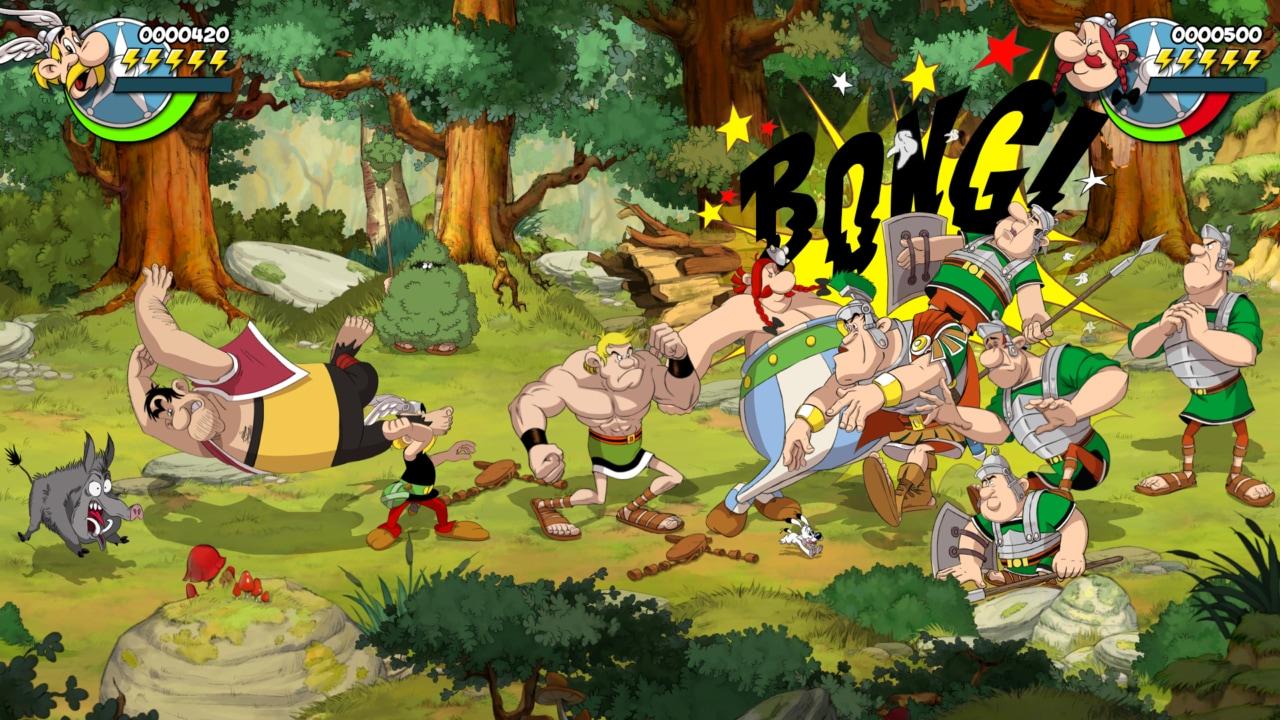 Asterix & Obelix: Slap Them All!, ecco il nuovo trailer e la data di lancio (video)