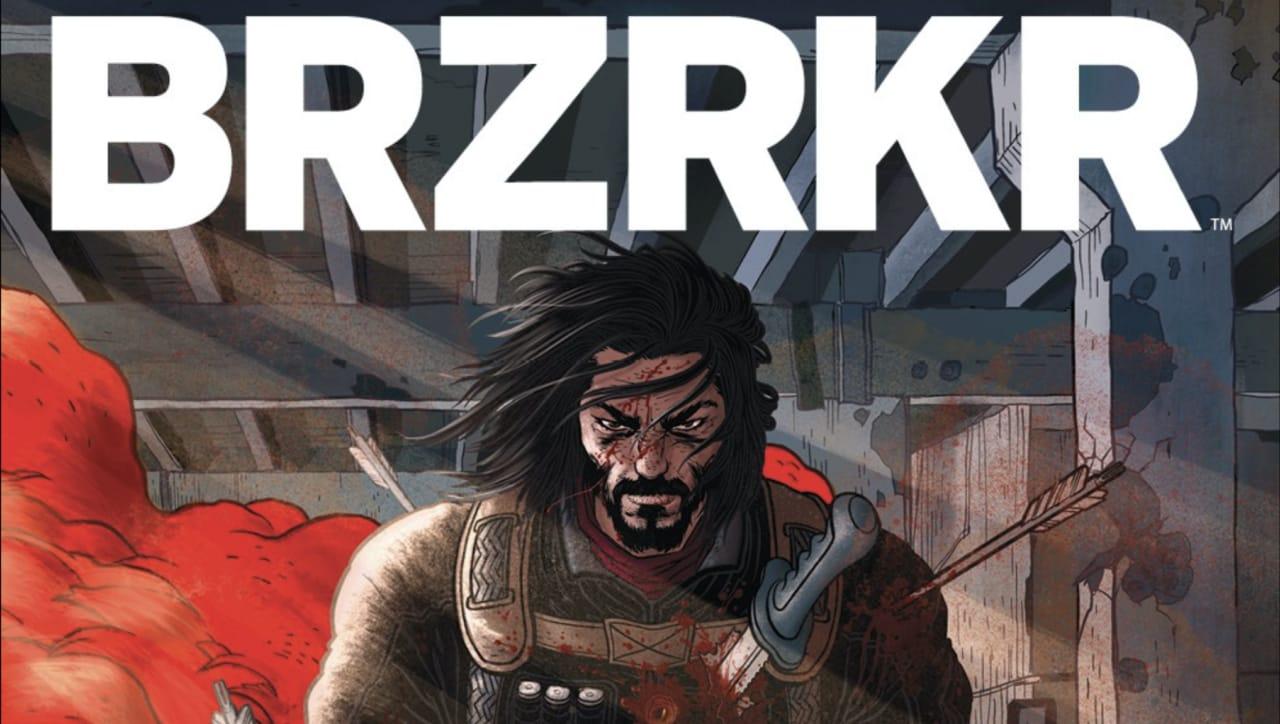 Il fumetto BRZRKR di Keanu Reeves diventa un film e una serie animata grazie a Netflix
