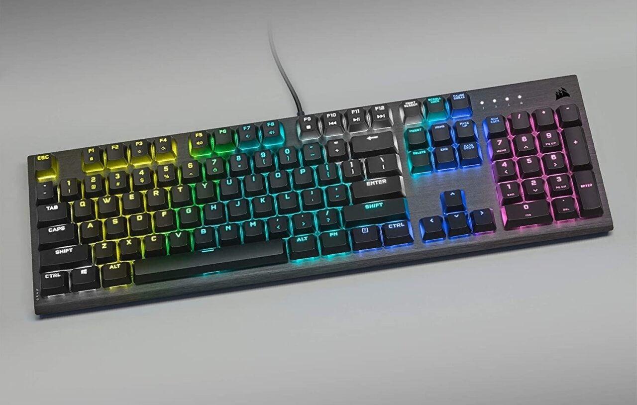 Corsair K60 RGB PRO imperdibile a questo prezzo: tastiera gaming al -33%!
