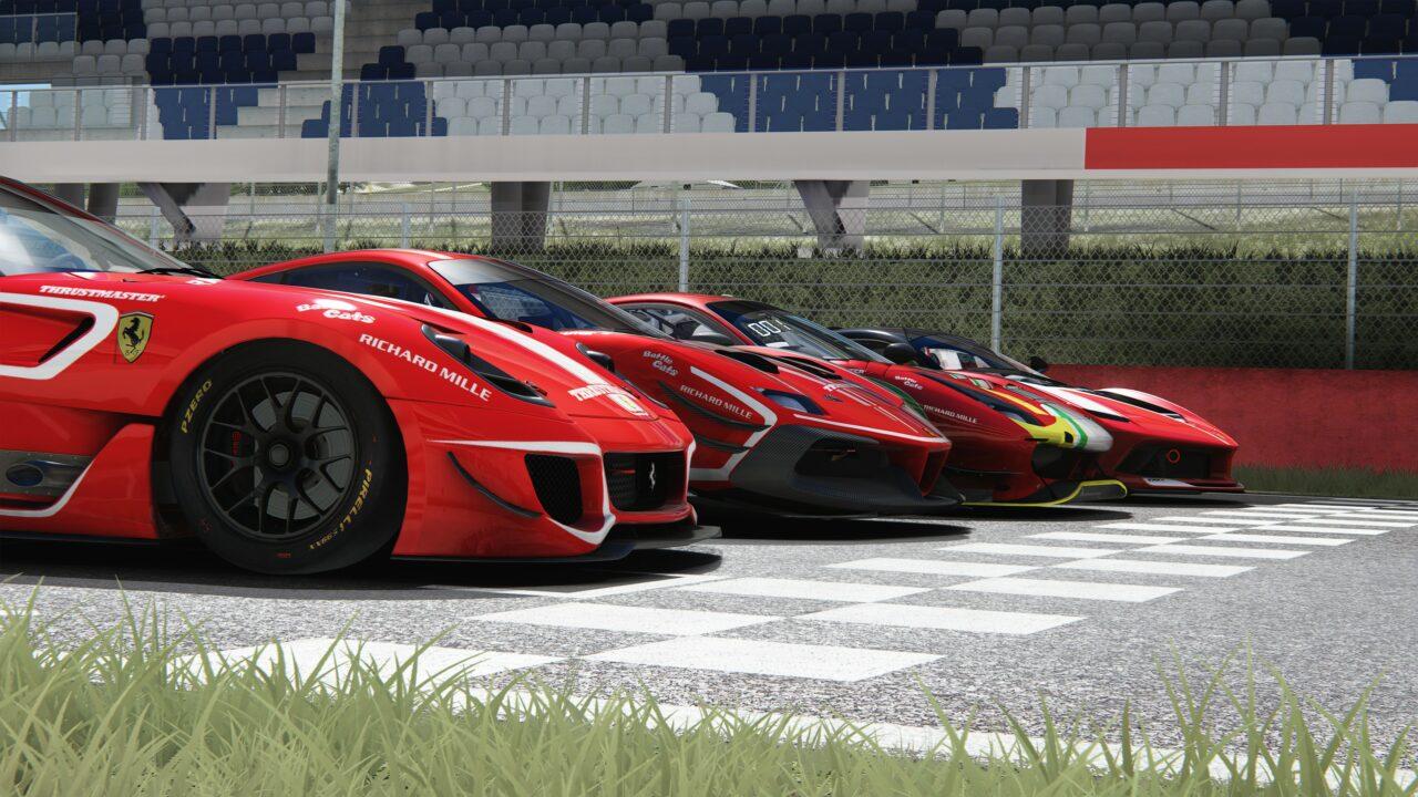 """La Ferrari ci prova con il virtuale, parteciperà alla """"Le Mans Virtual Series"""""""